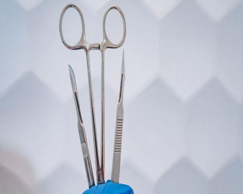 Get impressively designed and developed Surgical Blades at affordable rates