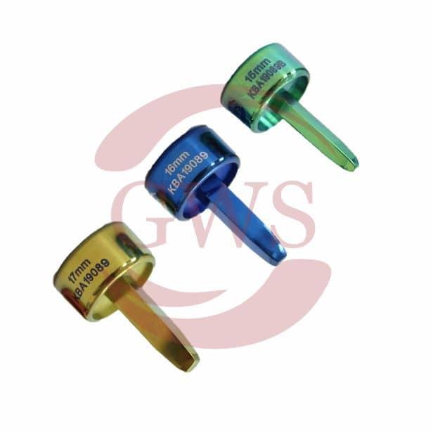 Radial Implants