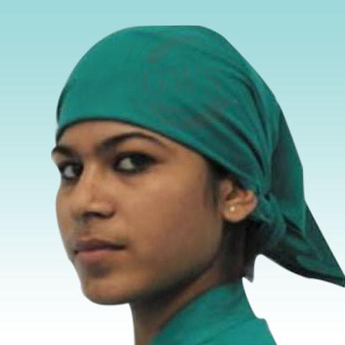 Round & Surgeon's Cap / Mask / Scarf