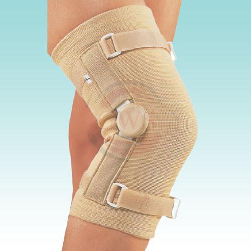 Elastic Hinged Knee Support