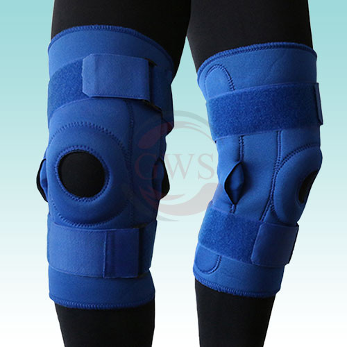 Knee Brace Hinged