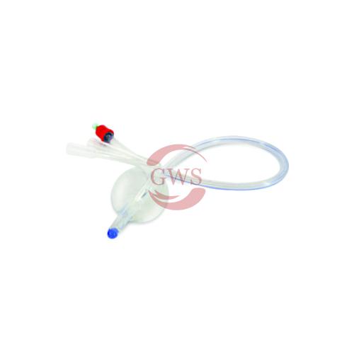 All Silicon Foley Balloon Catheter
