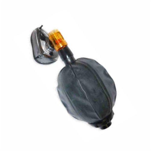 Black Resuscitator Non Autoclavable (Adult)