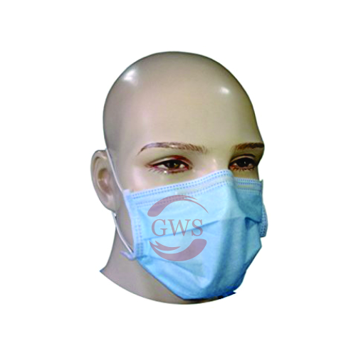 Face Mask 2 Ply With Loop