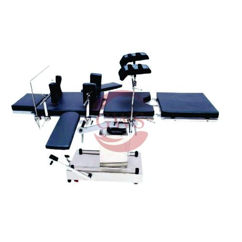 Hydraulic OT Table-Super Deluxe