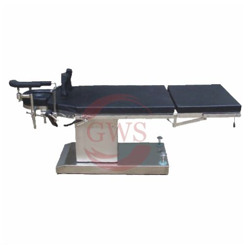 Ophthalmic Operation Table, Hydraulic