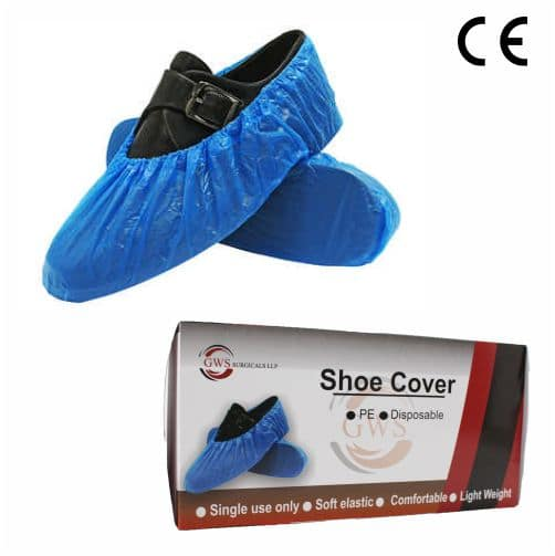 Shoe Cover PE Type