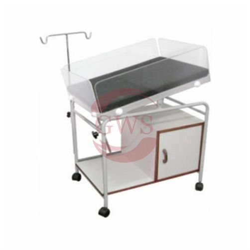 Baby Bassinet With Utility Box