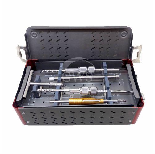 DHS-DCS Instrument Set