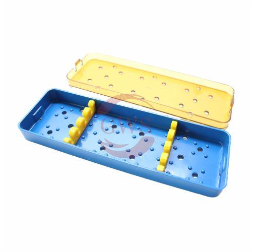 Plastic Sterilization Tray - Autoclavable