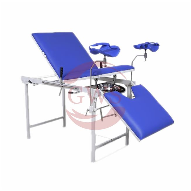 Gynaec Examination Cum Delivery Table, Mechanical