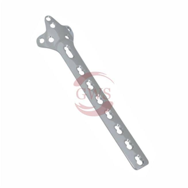Cloverleaf Locking Plate, 3.5mm