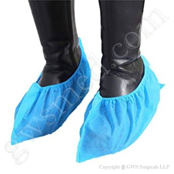 Shoe Cover - Non Woven, Disposable